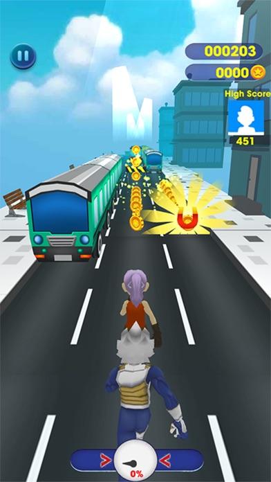 Granny's Basic Runner Subway screenshot four