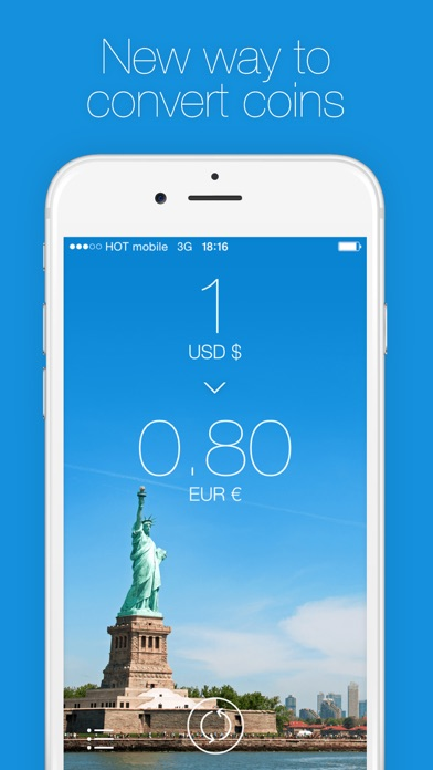 Change - Currency Exchange Screenshot 1