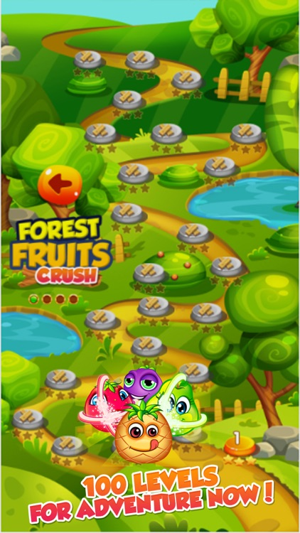 fruits bomb mania : match 3