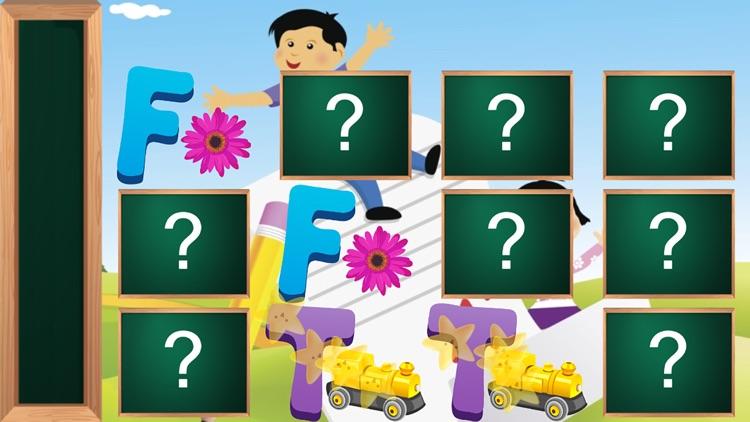 Spanish Alphabet Games for Kid screenshot-4