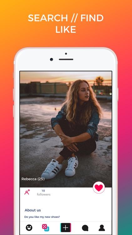Millennials - Meet New People screenshot-4