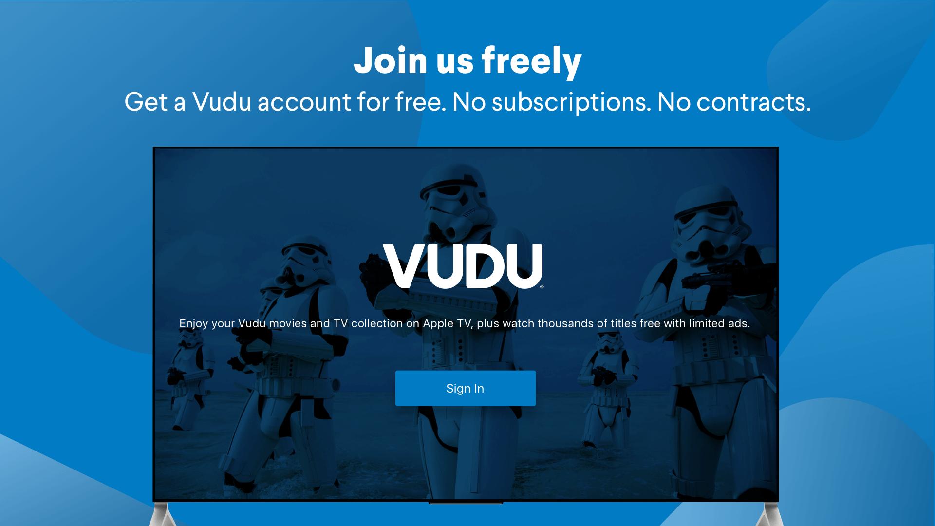 Vudu - Movies & TV screenshot 14