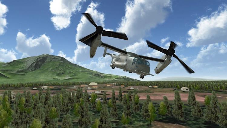 Flight Sim Air Cavalry 2019 screenshot-3