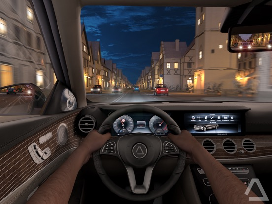 Driving Zone: Germany для iPad