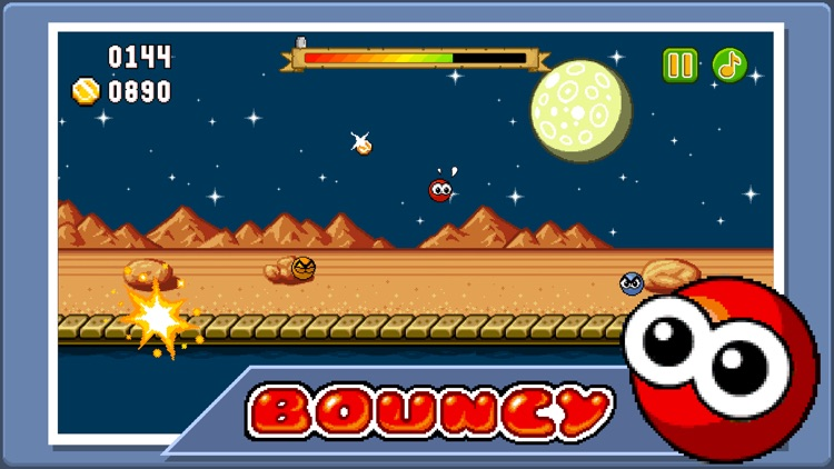 Bouncing Bouncy screenshot-3
