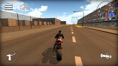 Screenshot #3 pour Drifting Bike