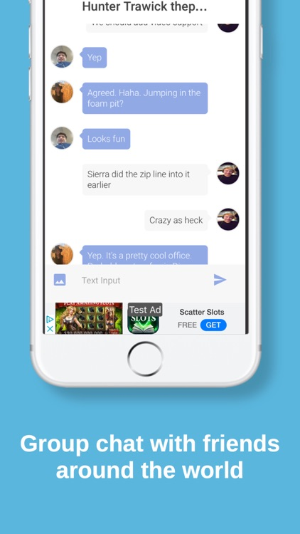 WorldChat - Chat for the World