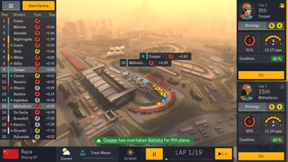 Motorsport Manager Mobile 2 Screenshot 4