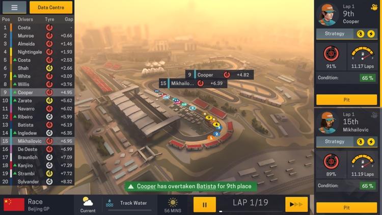 Motorsport Manager Mobile 2 screenshot-3