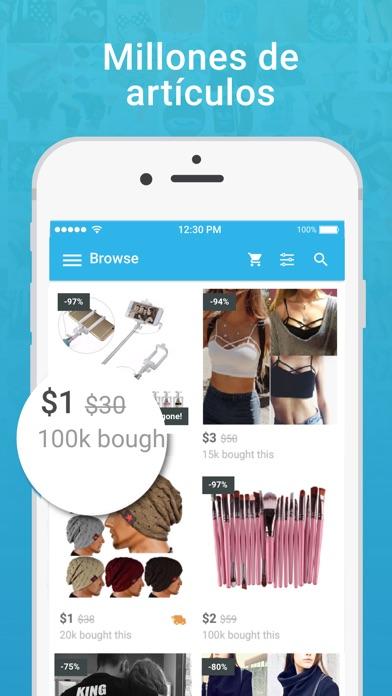 download Wish - Comprar es divertido apps 4