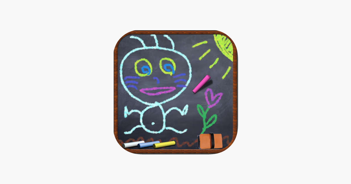 real chalkboard for ipad on the app store
