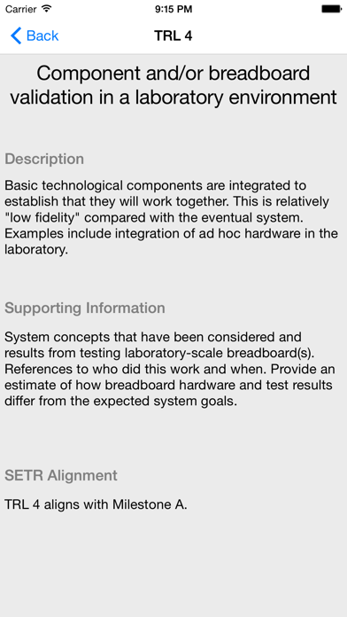 DoD Systems Engineering screenshot four