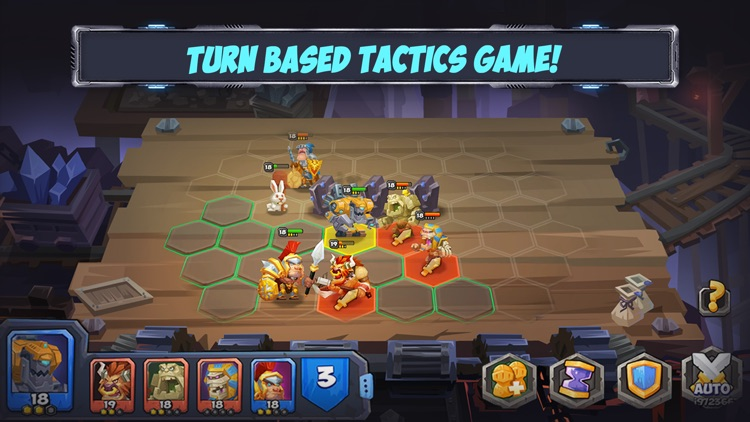 Tactical Monsters Rumble Arena screenshot-0