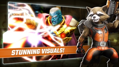 MARVEL Strike Force: Squad RPG screenshot 4