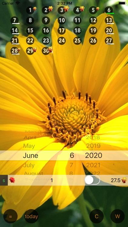 Only For Women - Calendar W screenshot-0