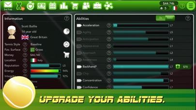 Tennis Superstar screenshot 2