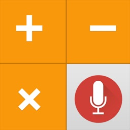 Voice Calculator Plus- Easy and Smart Calculator