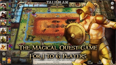 Screenshot #6 for Talisman: Digital Edition