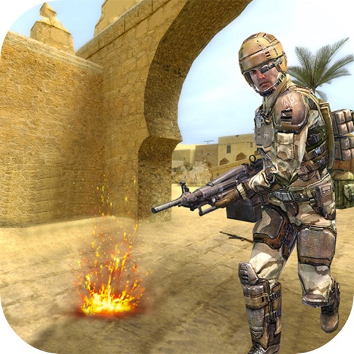 Sniper Fury 3D Assassin War
