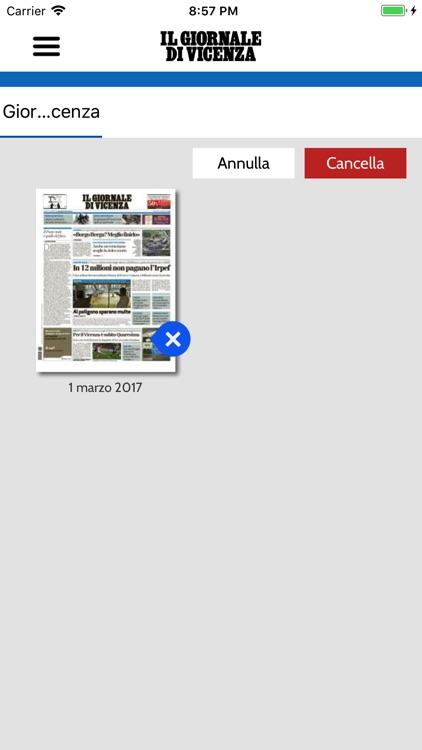 Il Giornale di Vicenza screenshot-4