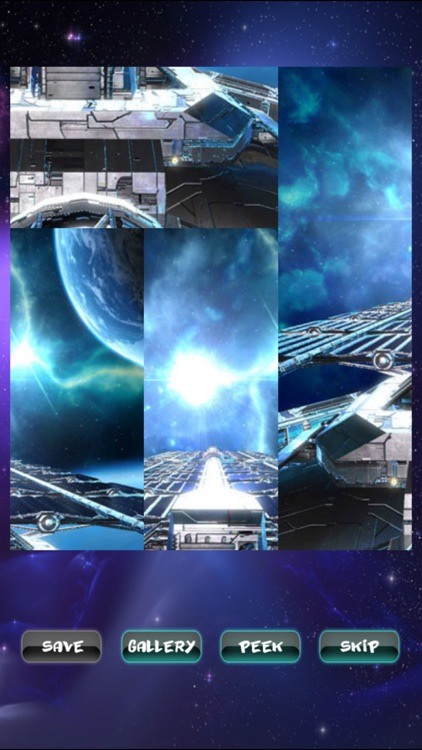 Sci-Fi Puzzles screenshot-0
