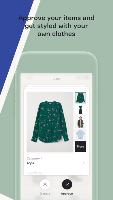 Finery: Your personal wardrobe