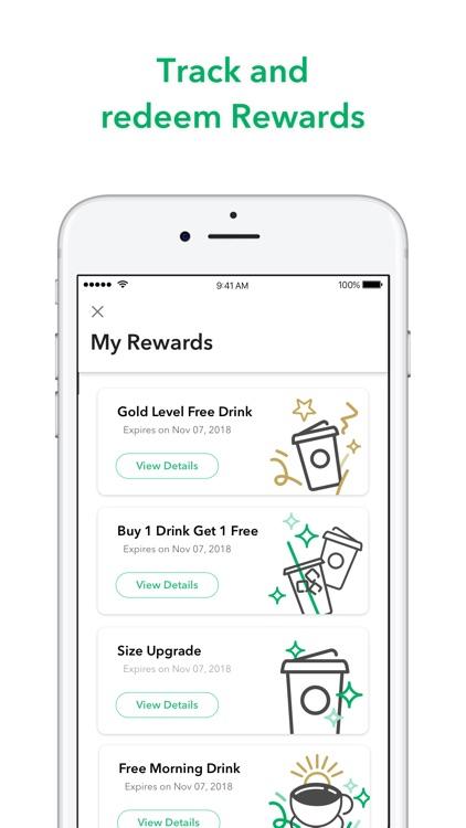 Starbucks China screenshot-6