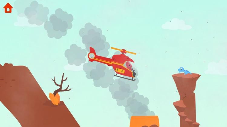 Dinosaur Helicopter screenshot-3