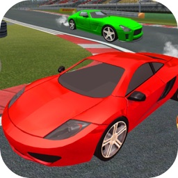 Fast Car Racing Arena