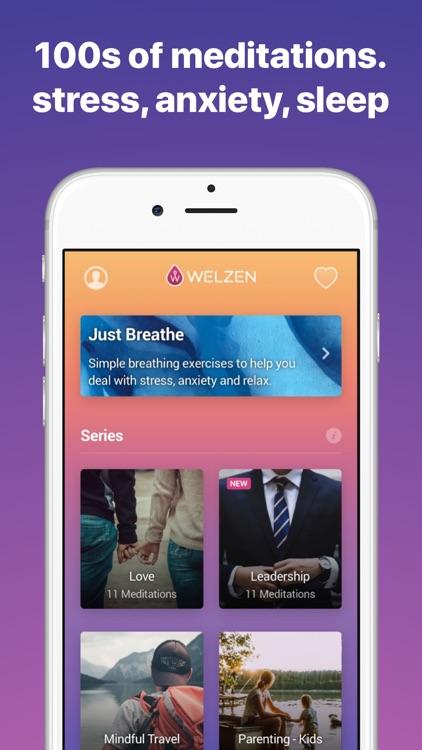 Welzen: meditation mindfulness