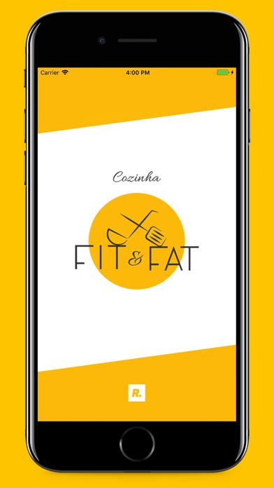 Cozinha Fit & Fat screenshot one