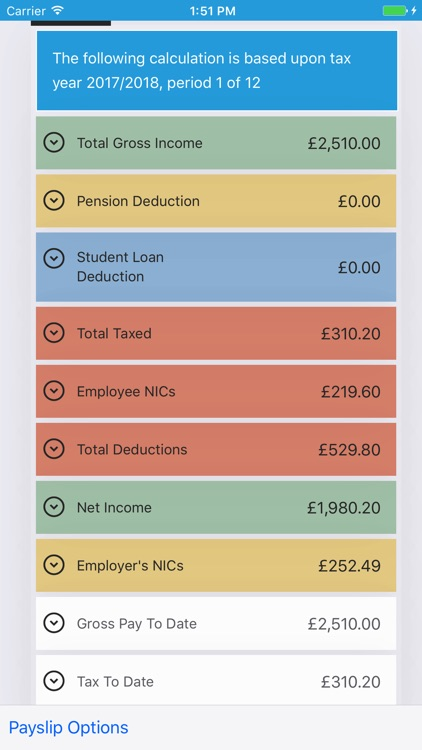 UK Tax Pro screenshot-4