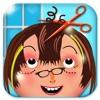 ヘアーサロン - 子供ファッションサロンのように有名なヘアスタイルメーカーを再生する - iPhoneアプリ