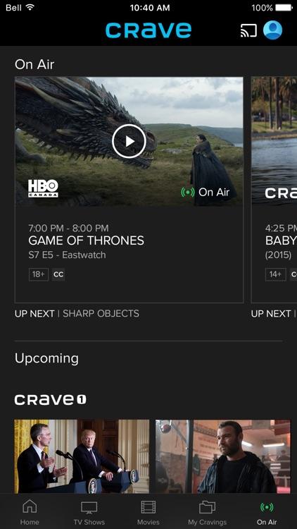 Crave screenshot-5
