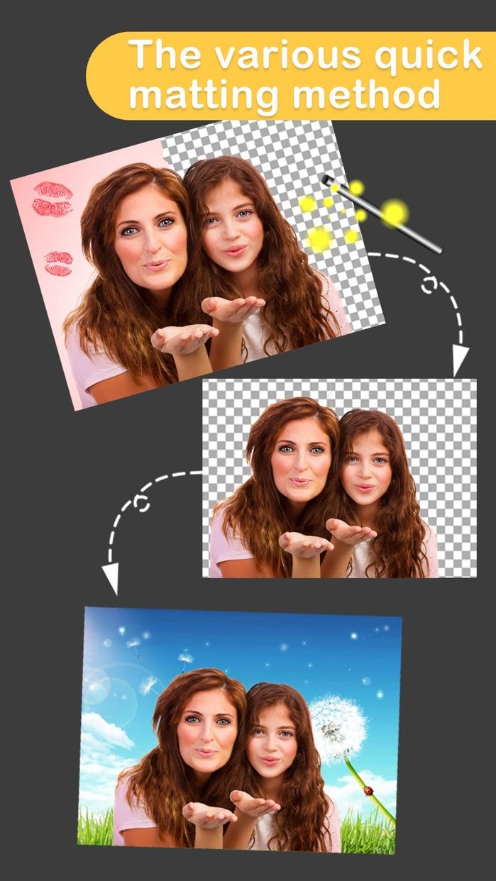 Pro KnockOut-Background Eraser Screenshot