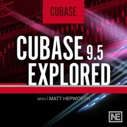 Course For Cubase 9.5 Explored