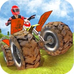 ATV Dirt Bike Offroad Rider