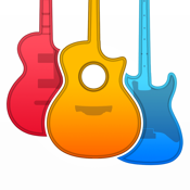Guitar Elite - free chords play center of ultimate acoustic & electric guitars icon