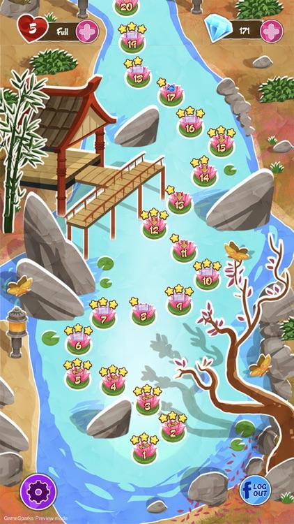 Paper Fish: Match-3 Adventure