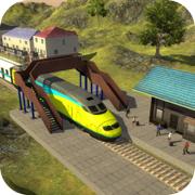 真正的子弹头火车司机城市駕駛模擬器