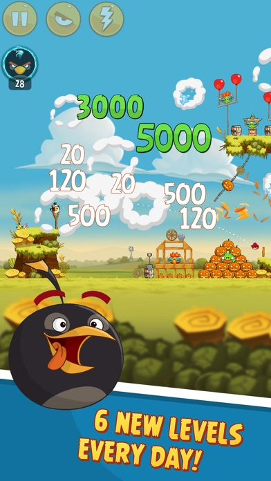 Angry Birds Classic ScreenShot4