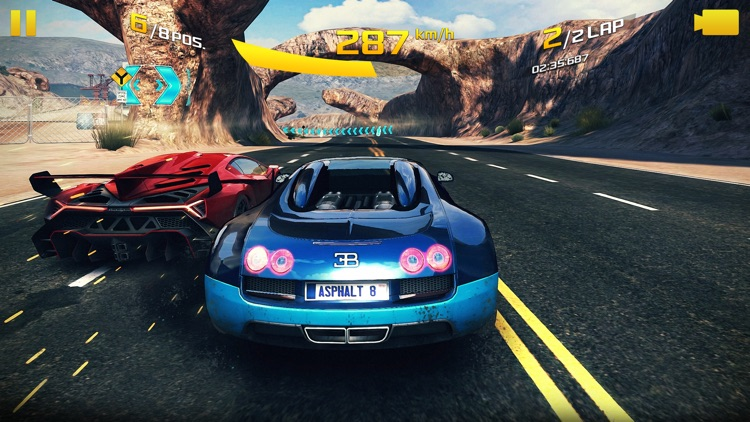 Asphalt 8: Airborne screenshot-5