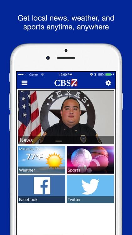 CBS7 screenshot-0