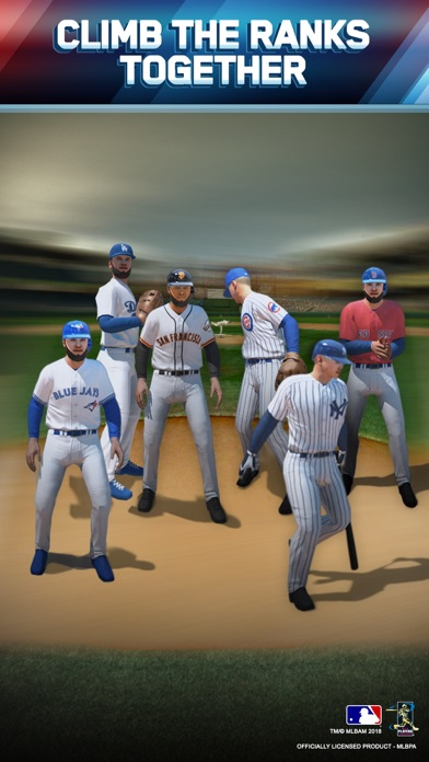 MLB Tap Sports Baseball 2018 screenshot 2