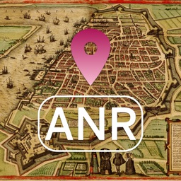 Antwerp Offline Map & Guide