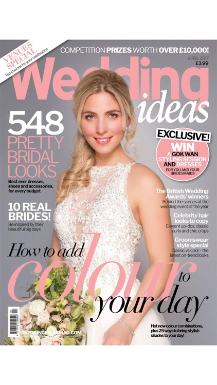 Wedding Ideas Magazine screenshot-3