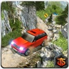 Off-Road Jeep Mountain Driver
