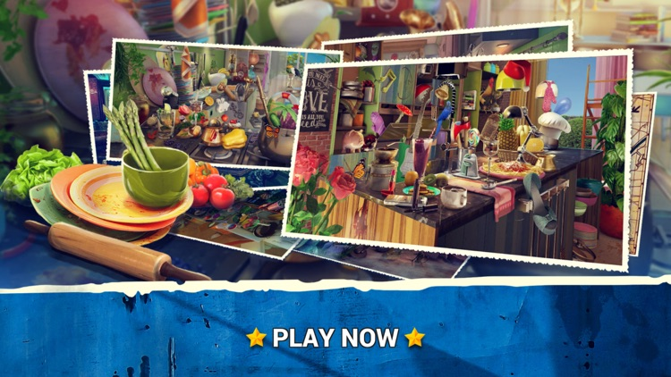 Hidden Objects Messy Kitchen screenshot-3