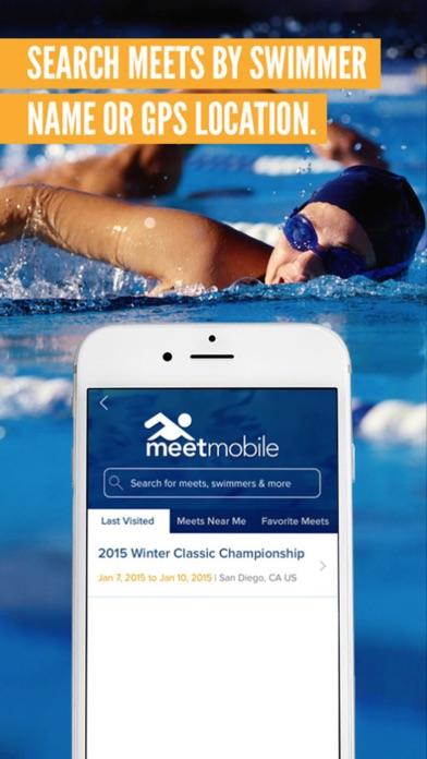 Meet Mobile review screenshots