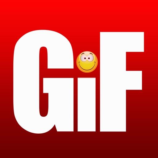 Gif Keyboard Emoji Photo Icons